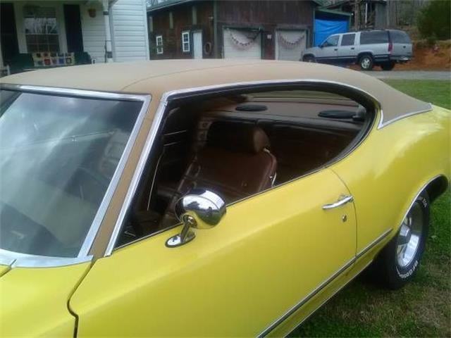 1972 Oldsmobile Cutlass (CC-1125564) for sale in Cadillac, Michigan