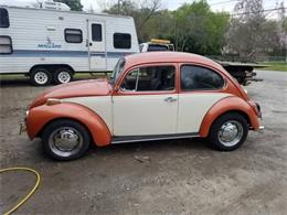 1971 Volkswagen Super Beetle (CC-1125566) for sale in Cadillac, Michigan