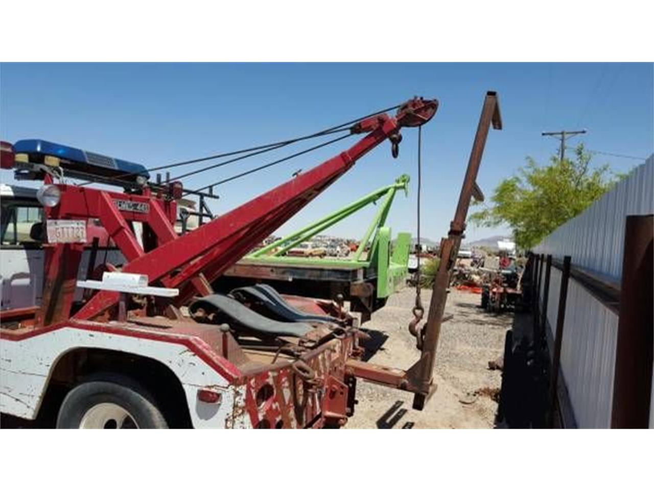 1987 Chevrolet Tow Truck (CC-1125572) for sale in Cadillac, Michigan