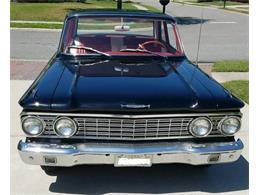1962 Ford Fairlane (CC-1125580) for sale in Cadillac, Michigan