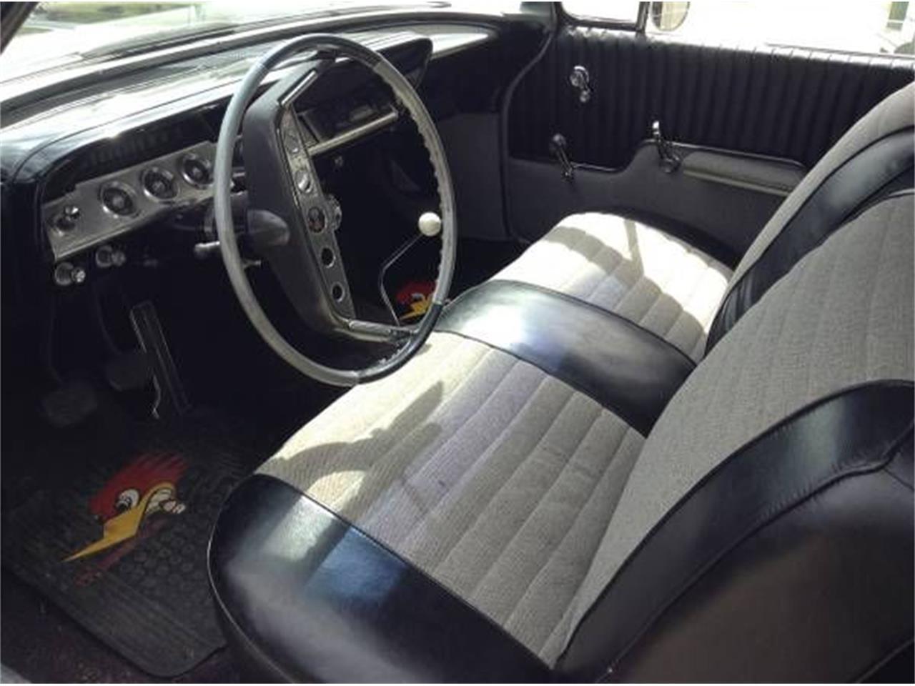 1961 Chevrolet Impala (CC-1125582) for sale in Cadillac, Michigan