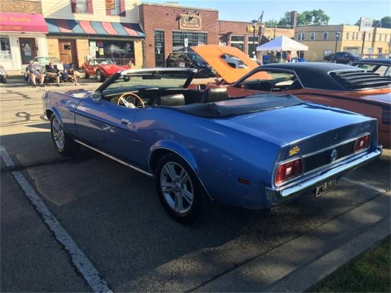 1973 Ford Mustang (CC-1125592) for sale in Cadillac, Michigan