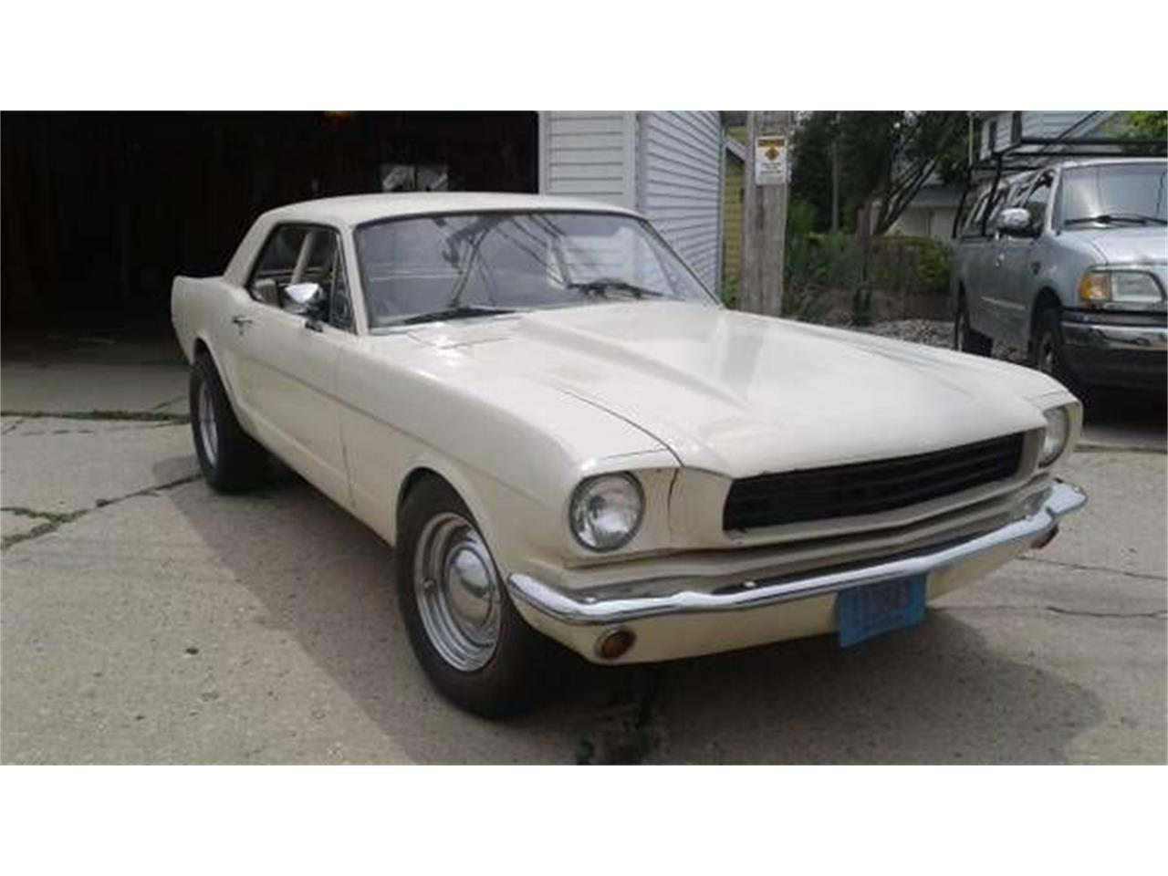 1966 Ford Mustang (CC-1125596) for sale in Cadillac, Michigan