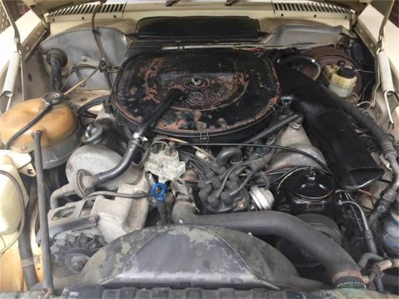 1977 Mercedes-Benz 450SL (CC-1125612) for sale in Cadillac, Michigan