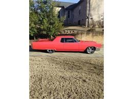 1968 Cadillac Coupe DeVille (CC-1125616) for sale in Cadillac, Michigan