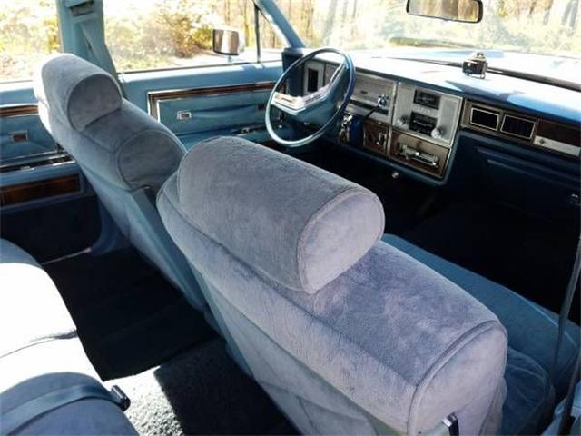 1978 Lincoln Continental (CC-1125619) for sale in Cadillac, Michigan