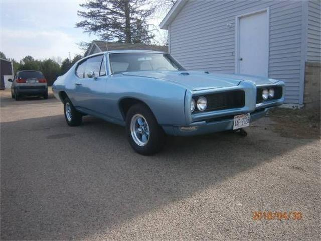 1968 Pontiac Coupe (CC-1125645) for sale in Cadillac, Michigan