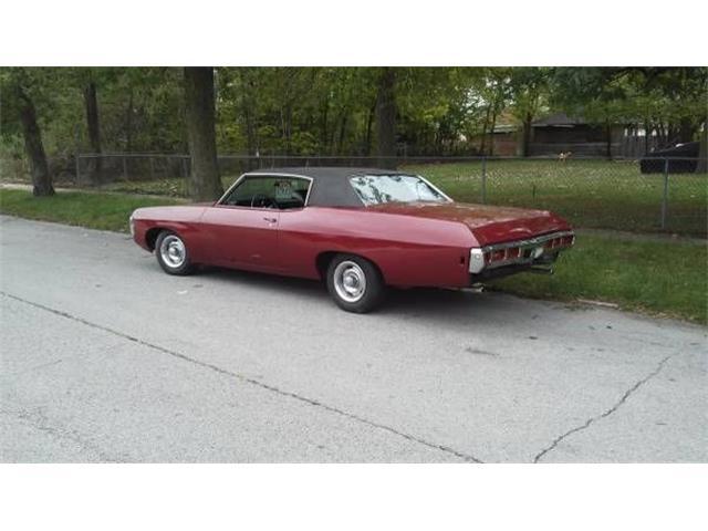 1969 Chevrolet Impala (CC-1125649) for sale in Cadillac, Michigan