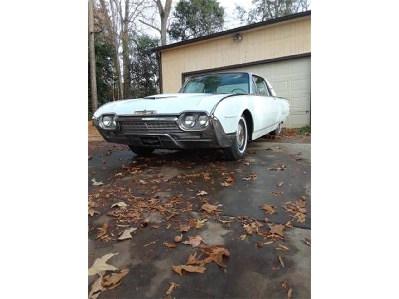 1961 Ford Thunderbird (CC-1125654) for sale in Cadillac, Michigan
