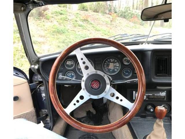1977 MG MGB (CC-1125655) for sale in Cadillac, Michigan
