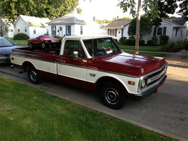 1969 Chevrolet C10 (CC-1125659) for sale in Cadillac, Michigan