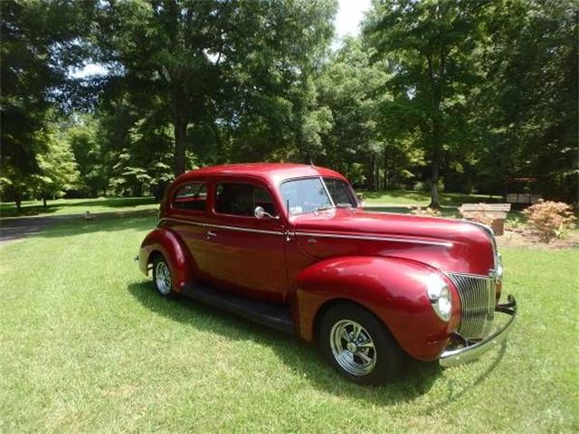 1940 Ford Sedan (CC-1125671) for sale in Cadillac, Michigan