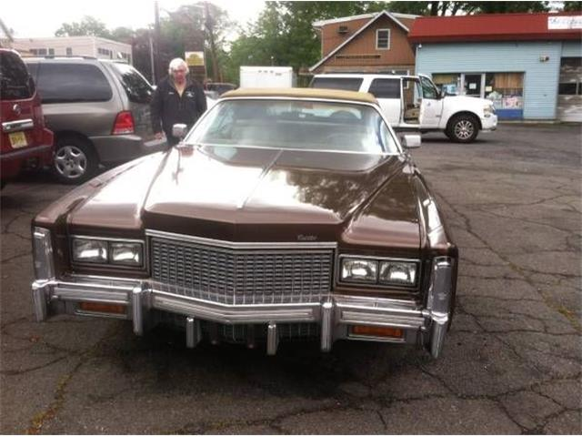 1976 Cadillac Eldorado (CC-1120568) for sale in Cadillac, Michigan