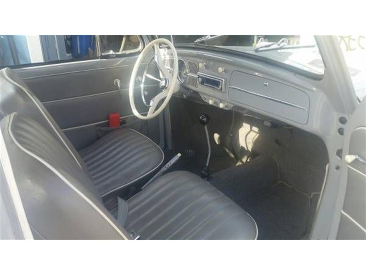 1960 Volkswagen Super Beetle (CC-1125688) for sale in Cadillac, Michigan