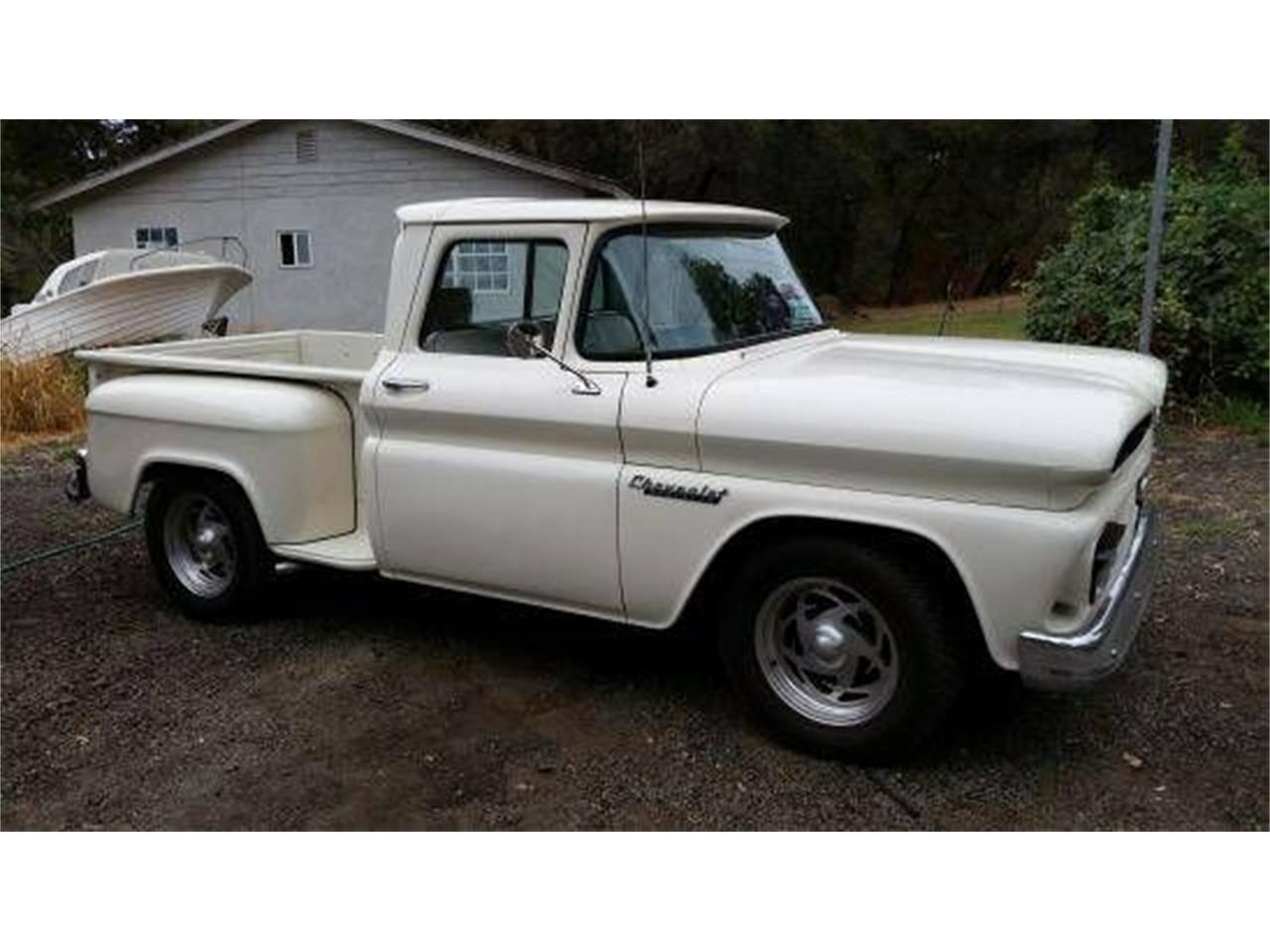 1960 Chevrolet C10 (CC-1125690) for sale in Cadillac, Michigan