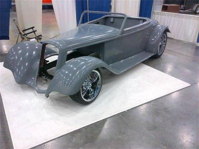 1933 Plymouth Roadster (CC-1125700) for sale in Cadillac, Michigan