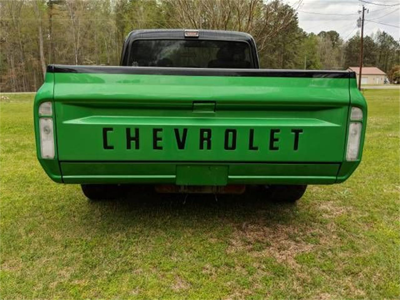 1968 Chevrolet C10 (CC-1125703) for sale in Cadillac, Michigan