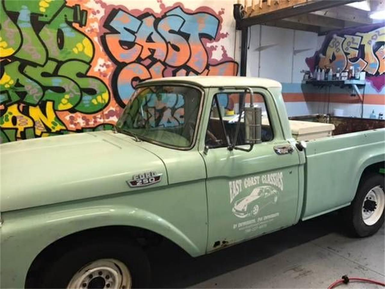 1963 Ford F250 (CC-1120571) for sale in Cadillac, Michigan