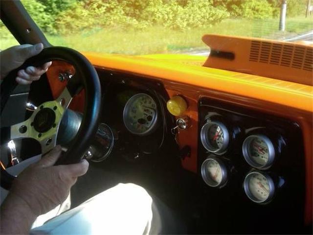 1969 Pontiac Firebird (CC-1125718) for sale in Cadillac, Michigan