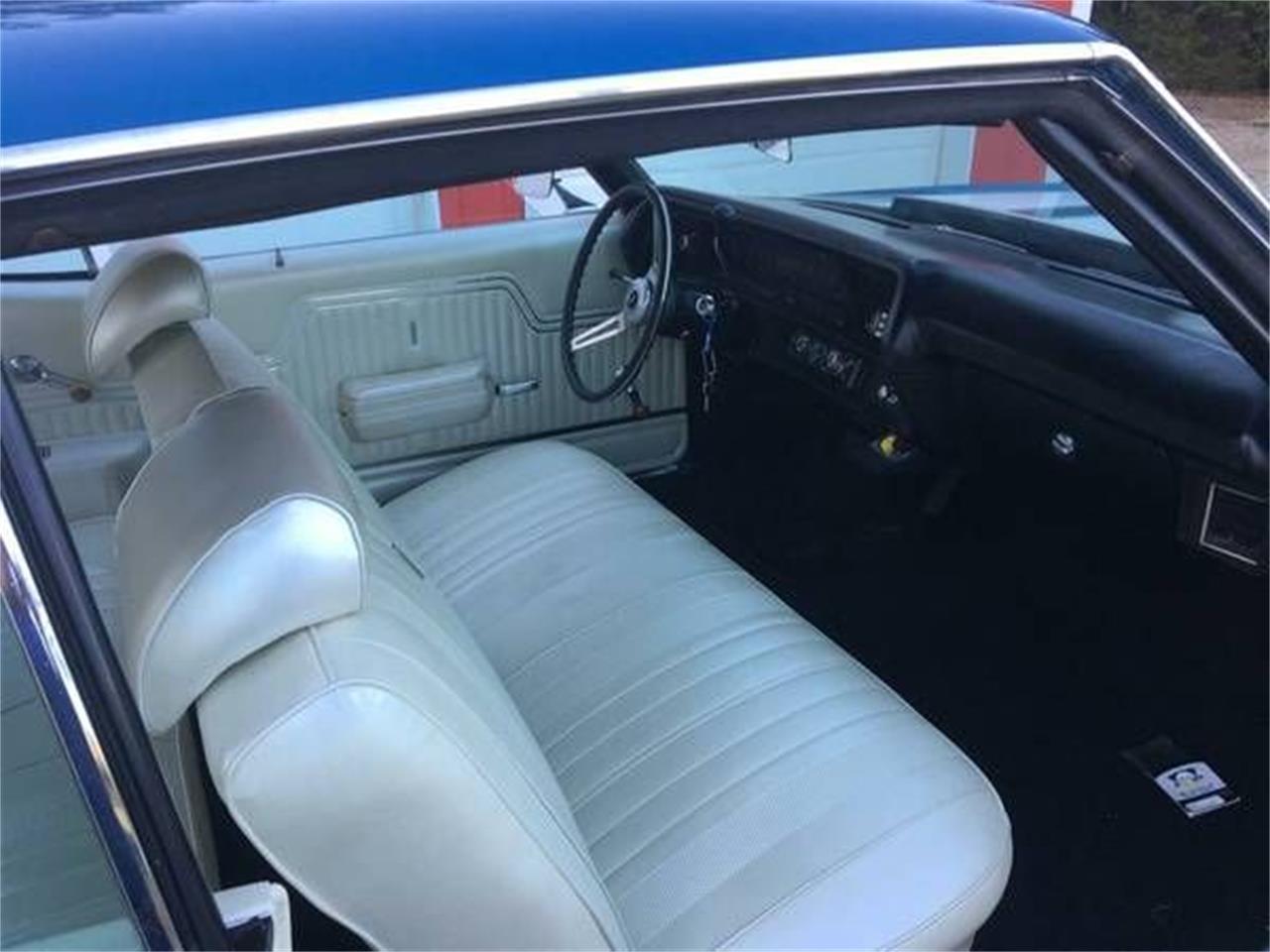 1970 Chevrolet Chevelle (CC-1125735) for sale in Cadillac, Michigan