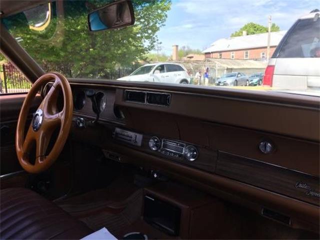 1972 Oldsmobile Cutlass (CC-1125742) for sale in Cadillac, Michigan