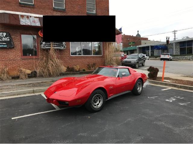 1976 Chevrolet Corvette (CC-1125748) for sale in Cadillac, Michigan