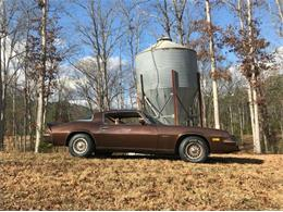 1979 Chevrolet Camaro (CC-1125750) for sale in Cadillac, Michigan