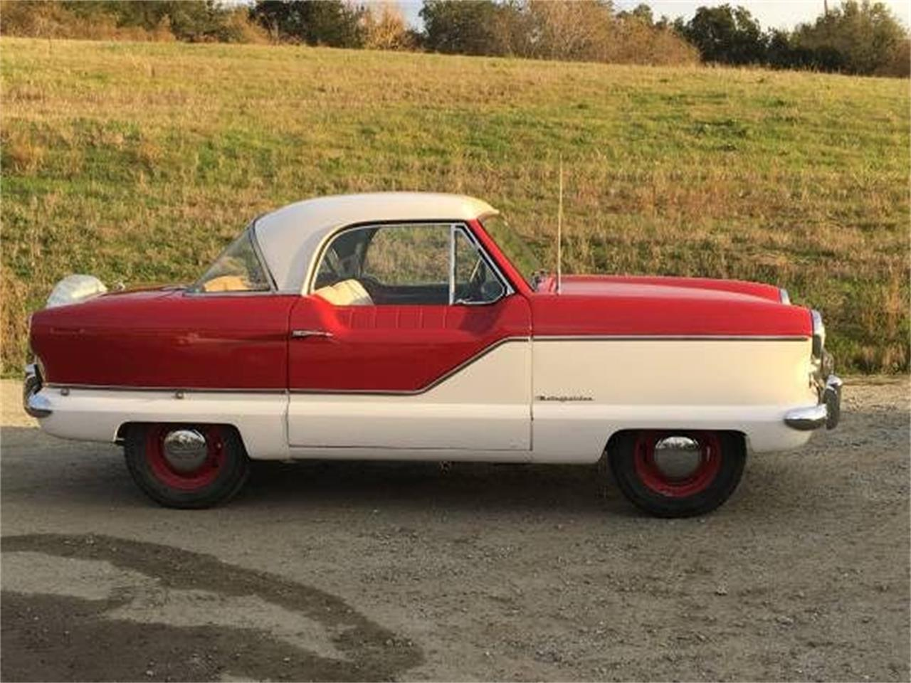 1962 Nash Metropolitan (CC-1125765) for sale in Cadillac, Michigan