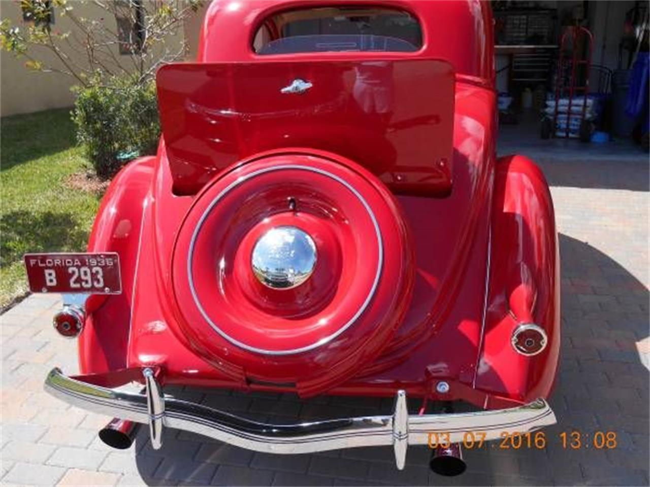 1936 Ford Coupe (CC-1120577) for sale in Cadillac, Michigan