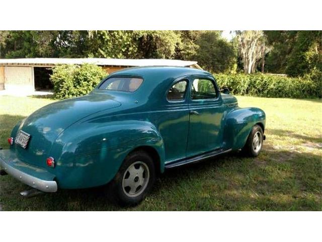 1940 Dodge Business Coupe (CC-1120578) for sale in Cadillac, Michigan