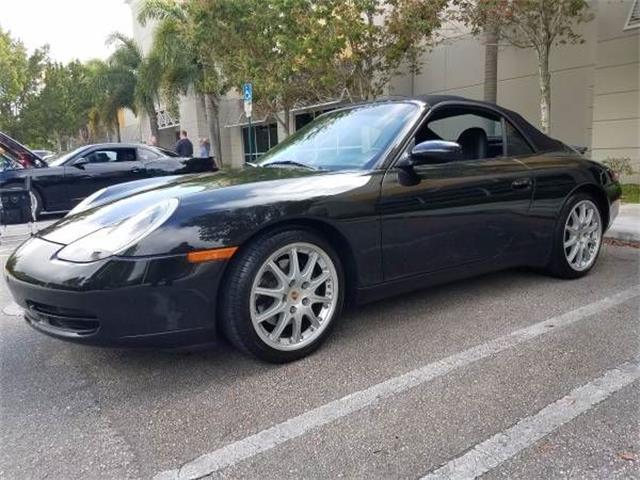 2001 Porsche 911 (CC-1120579) for sale in Cadillac, Michigan