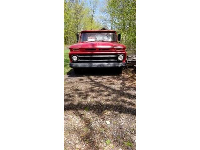 1966 Chevrolet C10 (CC-1125797) for sale in Cadillac, Michigan