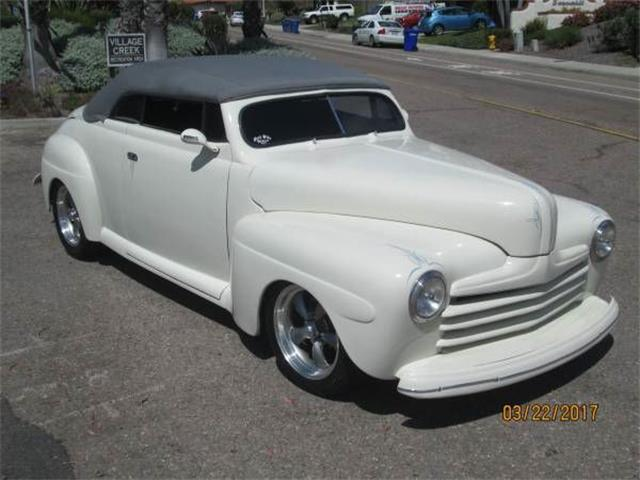 1946 Ford Hot Rod