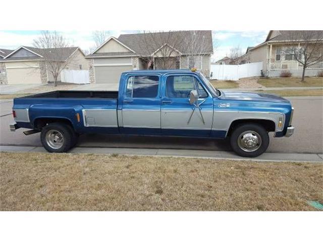 1980 GMC Sierra (CC-1125811) for sale in Cadillac, Michigan