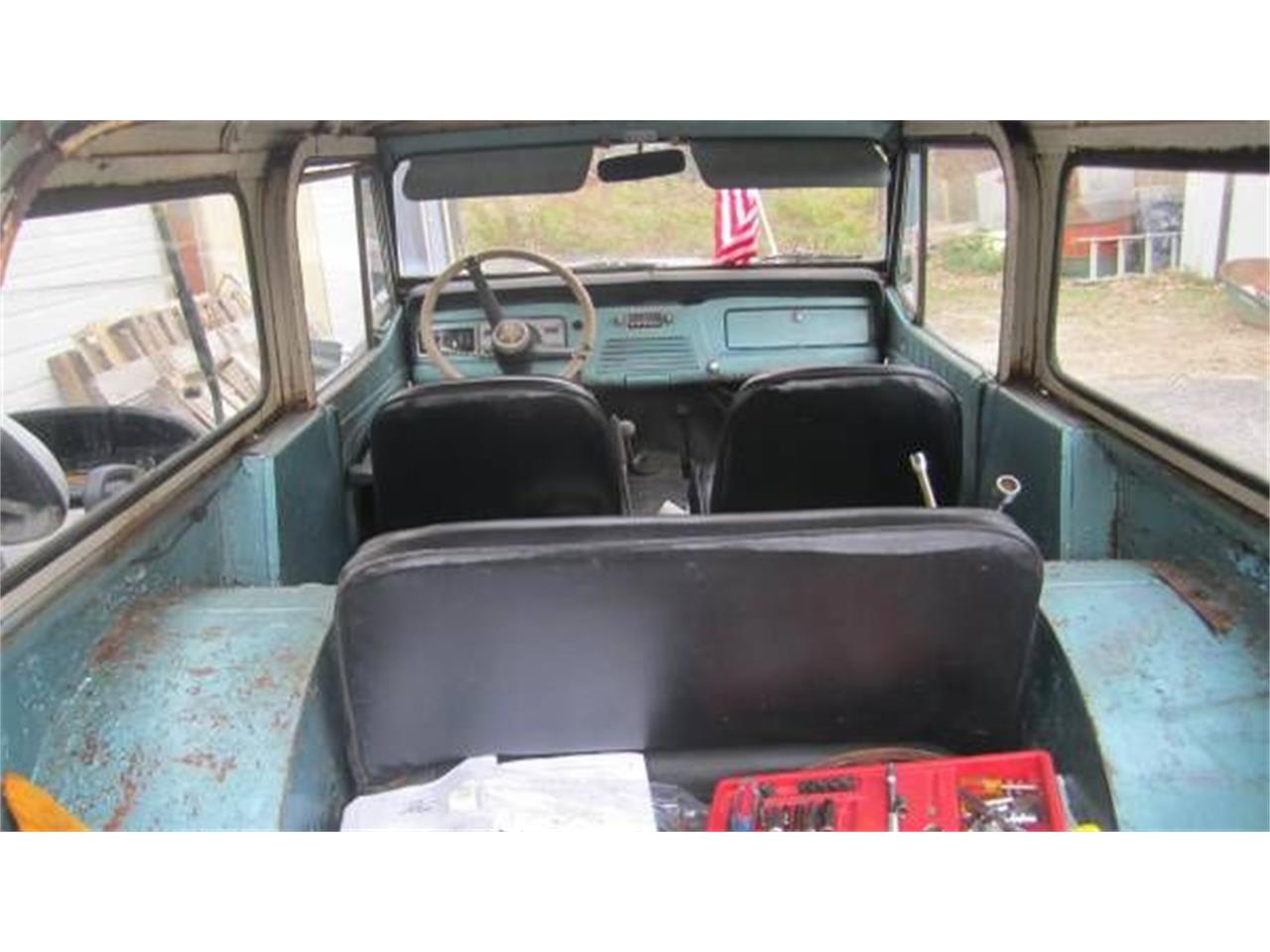 1967 Jeep Commando (CC-1125825) for sale in Cadillac, Michigan