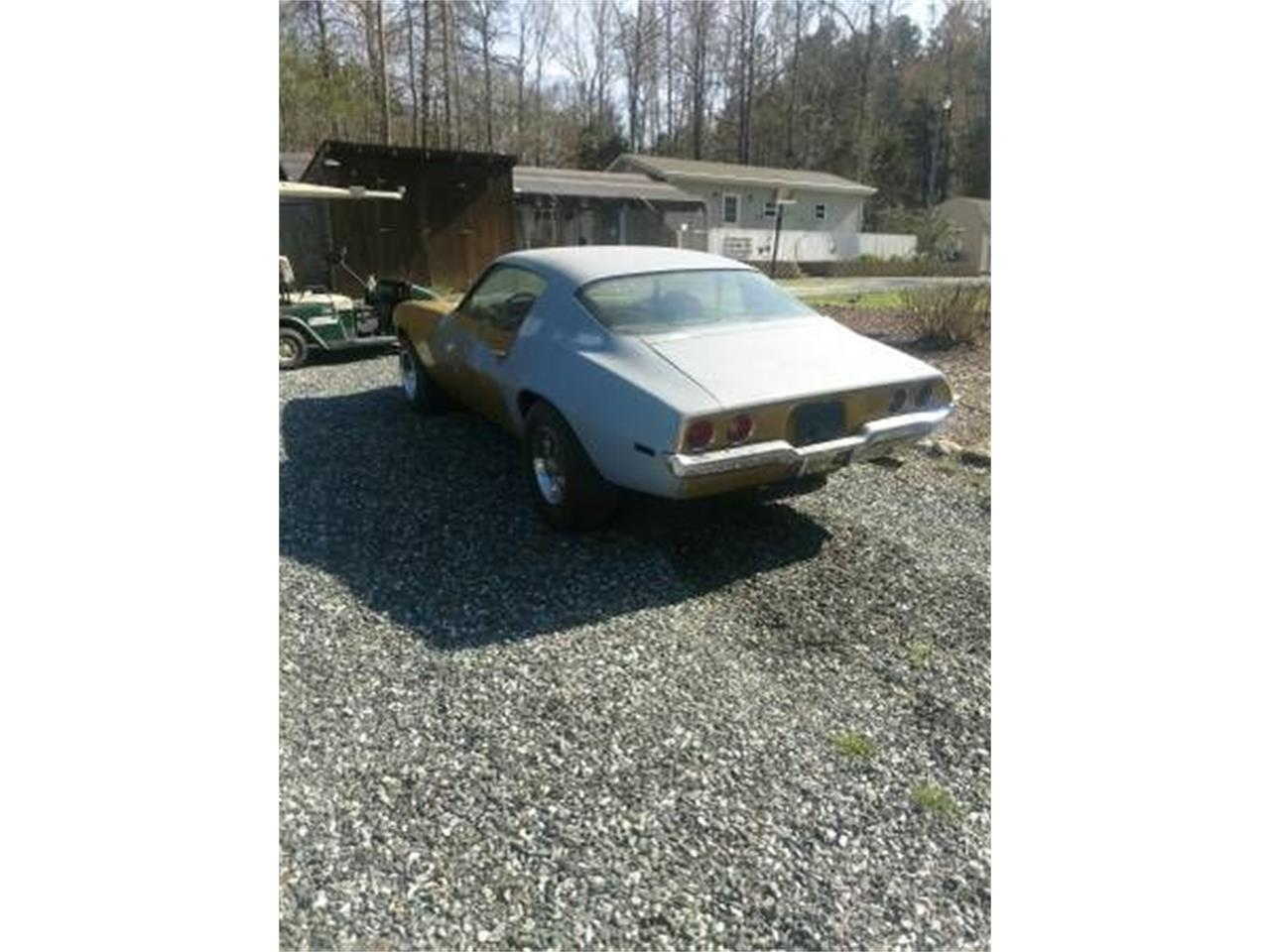 1972 Chevrolet Camaro (CC-1125826) for sale in Cadillac, Michigan