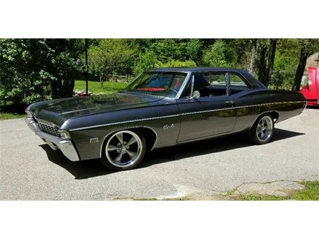 1968 Chevrolet Bel Air