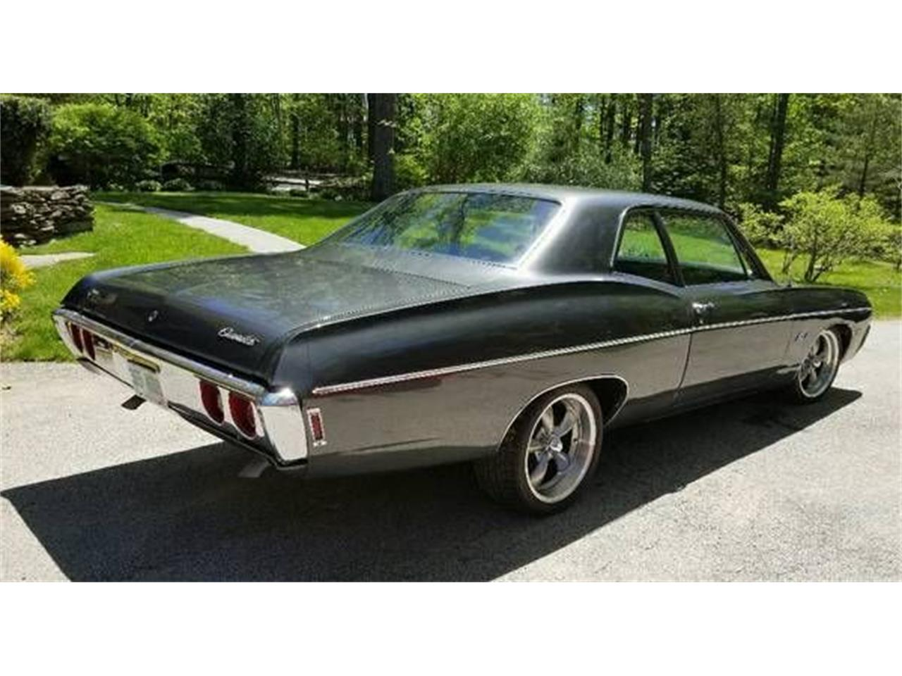 1968 Chevrolet Bel Air (CC-1125832) for sale in Cadillac, Michigan