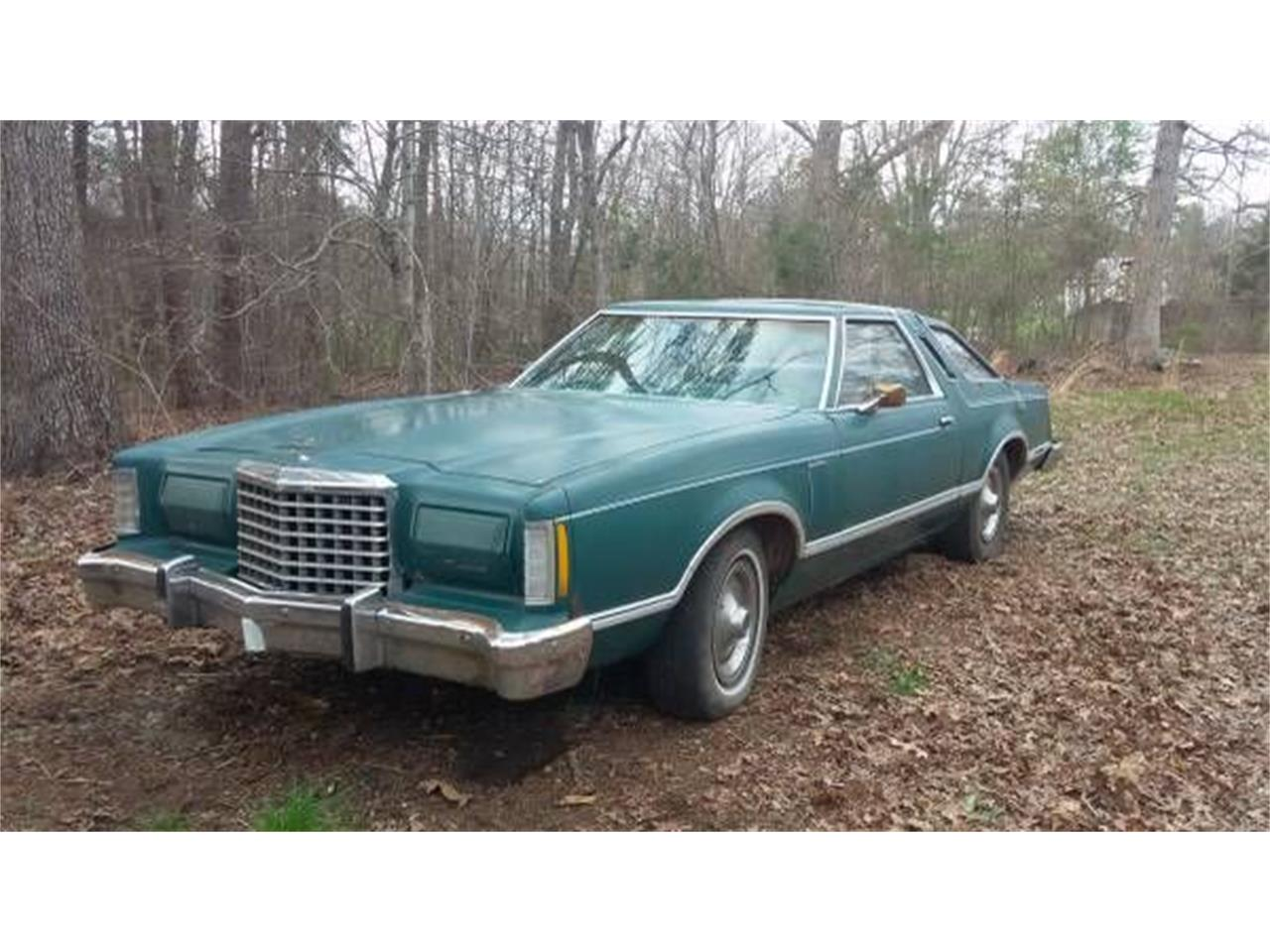 1977 Ford Thunderbird (CC-1125836) for sale in Cadillac, Michigan