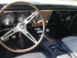 1968 Chevrolet Camaro (CC-1125837) for sale in Cadillac, Michigan