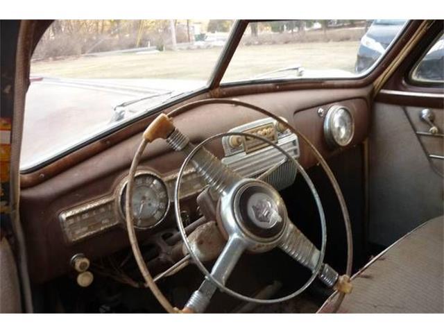 1948 Pontiac Silver Streak (CC-1120584) for sale in Cadillac, Michigan