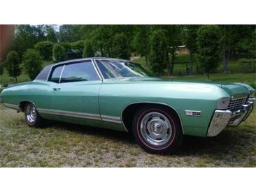 1968 Chevrolet Caprice (CC-1125842) for sale in Cadillac, Michigan