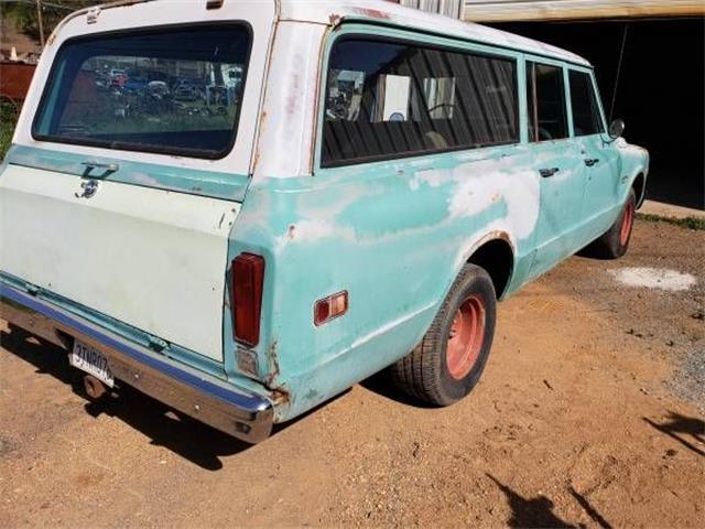 1969 GMC Suburban (CC-1125846) for sale in Cadillac, Michigan