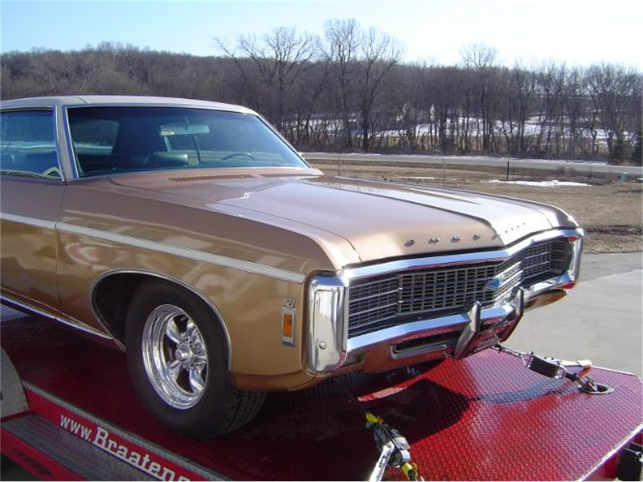 1969 Chevrolet Caprice (CC-1125847) for sale in Cadillac, Michigan