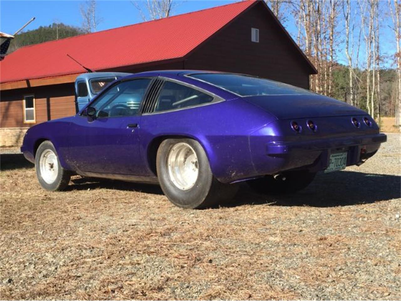 1977 Chevrolet Monza (CC-1125849) for sale in Cadillac, Michigan