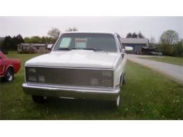 1981 Chevrolet Silverado (CC-1125888) for sale in Cadillac, Michigan