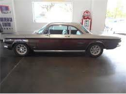 1963 Chevrolet Corvair (CC-1125896) for sale in Cadillac, Michigan