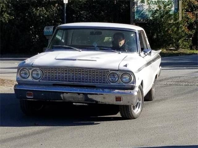 1963 Ford Fairlane (CC-1125897) for sale in Cadillac, Michigan