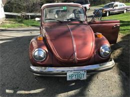 1978 Volkswagen Super Beetle (CC-1125915) for sale in Cadillac, Michigan