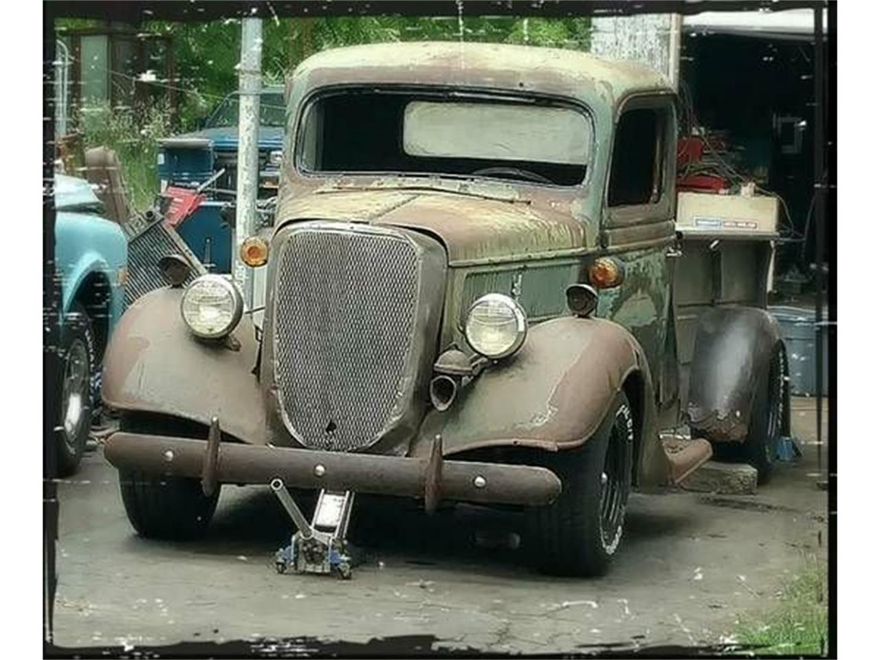 1937 Ford Rat Rod (CC-1120592) for sale in Cadillac, Michigan
